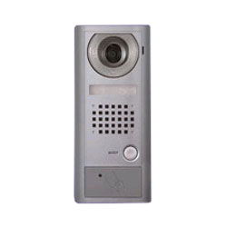 Aiphone Video Door Station with HID Reader, Surface Mount