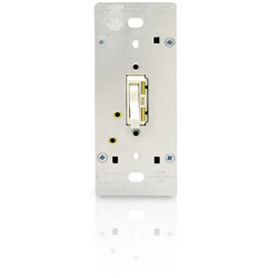 Leviton ToggleTouch 600W Illuminated Incandescent Dimmer with LED