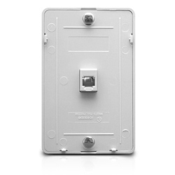 ICC Wall Phone Plate - 6P6C