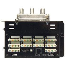 Legrand - On-Q 9x6 Basic Combo Module, Security