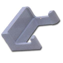 Allen Tel Universal Plastic Handset Hanger - Rear Mount