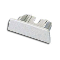 Panduit® PECF6IW-X End Cap Fitting (Package of 10)