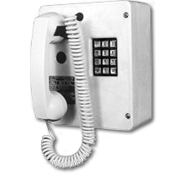 GAI-Tronics 240 Series Indoor Phone with Polyester Enclosure