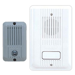 Aiphone Complete Door Chime and Audio Answering System
