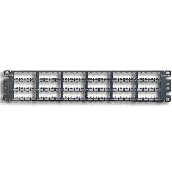 Panduit® 72 Port all Metal Modular Patch Panel