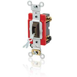 Leviton Double-Pole Locking Switch