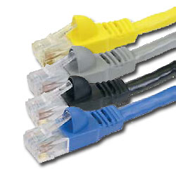 Hubbell Speedgain Cat 5e Universal Patch Cord