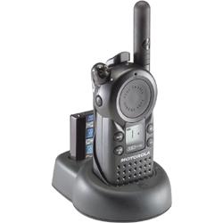 Motorola  Multi-Channel UHF 5 Mile 2-Way Radio