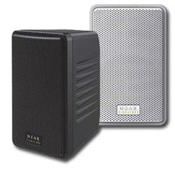 Bogen NEAR SIGNATURE High-Performance Foreground Loudspeaker S4T for 70V and 8 Ohms, Black