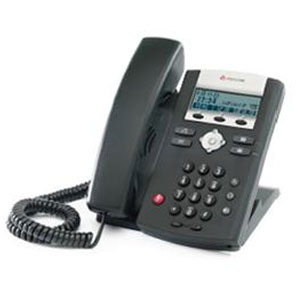 Polycom SoundPoint IP 331 Phone with Power Supply