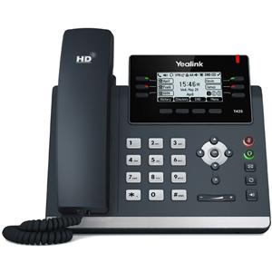 Yealink T42S Ultra Elegant Gigabit IP Desk Phone