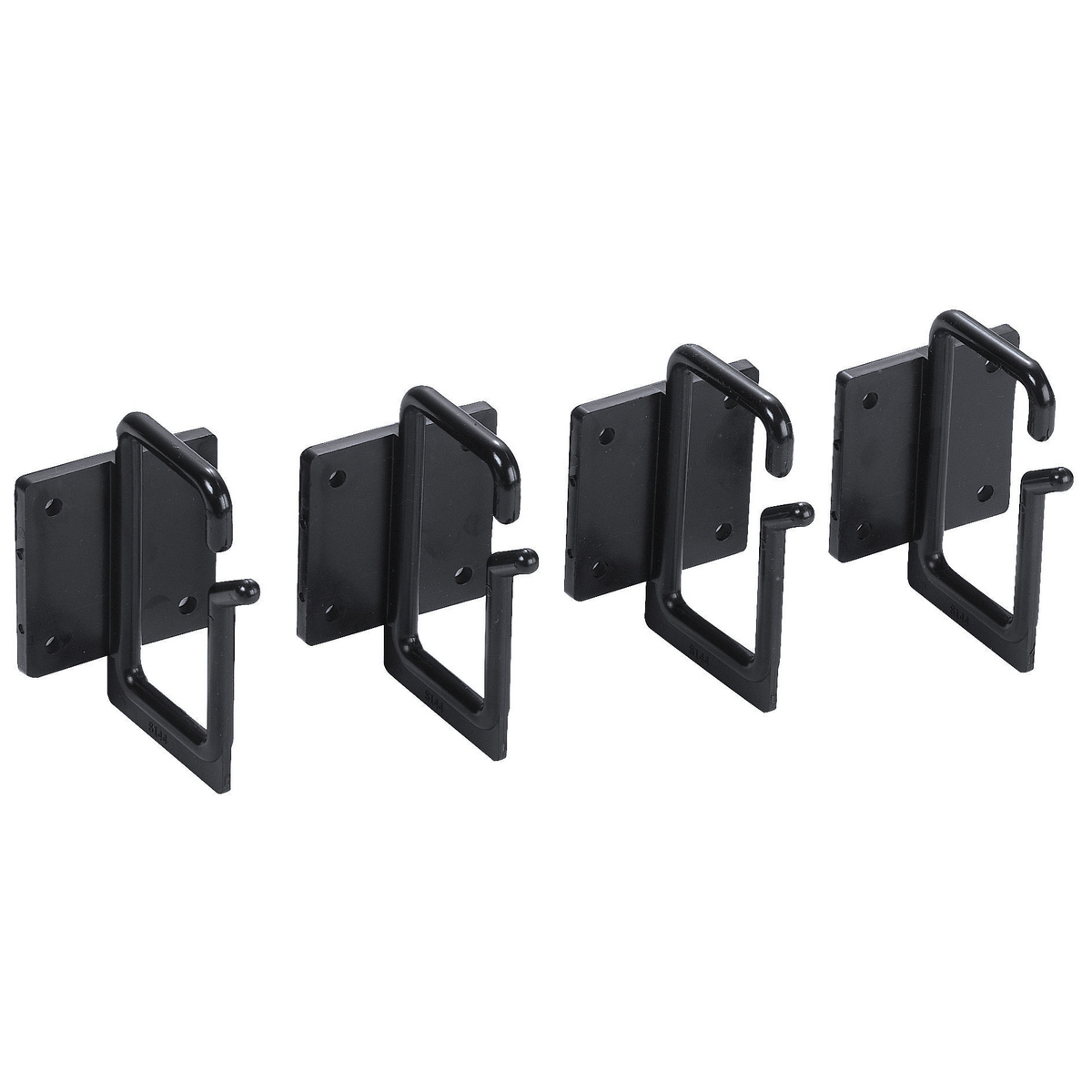 Hubbell Plastic Cable Management Rings (Package of 4)