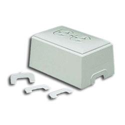 Panduit® Raceway Adapter for LD Profile Raceway (2 Pack)
