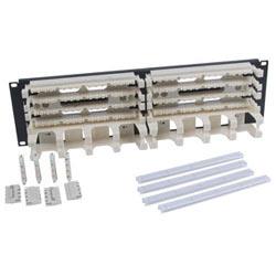 Hubbell NEXTSPEED 6-110 Rack Mount Panel Kit