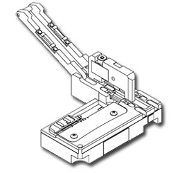 Hubbell OptiChannel Cleave Tool, Keyed LC Connectors