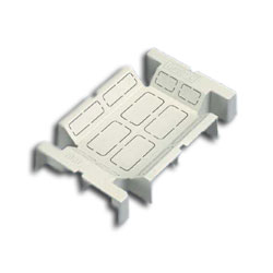 Panduit® Power Rated Single Gang Two-Piece Deep Box