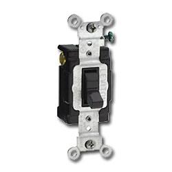 Leviton Toggle 3-Way AC Quiet Switch