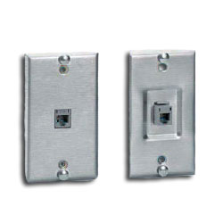 Hubbell 630 Wall Phone Plate