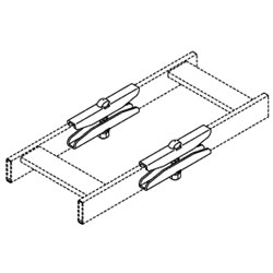 Chatsworth Products Butt-Splice Kit