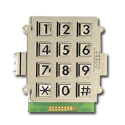 Ceeco Large Number Keypad