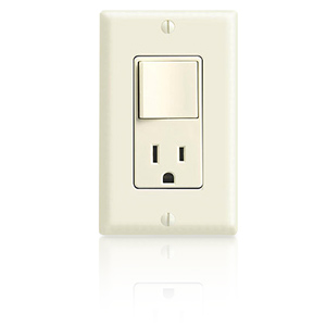 Leviton Decora 3-Way Combination Device