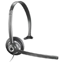 Plantronics M214C Cordless Phone Headset with 2.5mm Plug