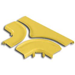 Panduit® 6x4 FiberRunner System Fitting - Split Cover for Horz. Tee Fitting