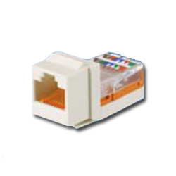 Panduit® NetKey Category 5e, 8-Position, 8-Wire, Leadframe UTP Jack Module