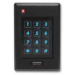 Viking Proximity Card Reader with Built-in Keypad