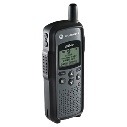 Motorola  DTR410 Digital On-Site Portable Radio