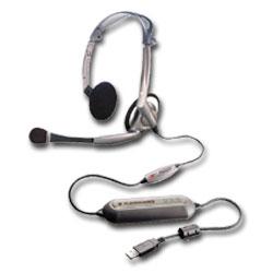 Plantronics DSP-400 Foldable PC Headset