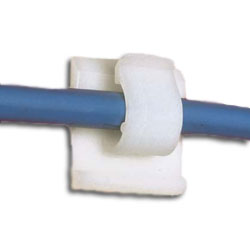 Panduit® Adhesive Backed Cord Clip
