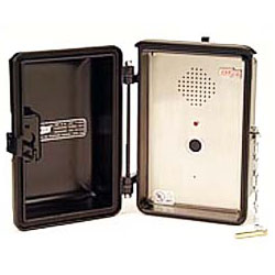Ceeco Weatherproof Speakerphone with Automatic Dialer for Low Power