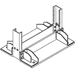 Chatsworth Products Rack Seismic Gusset Kit
