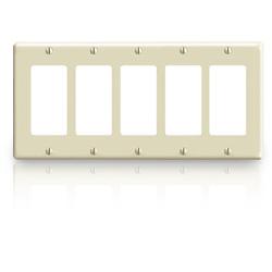Leviton Residential Grade Standard Size Wallplate