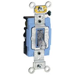 Leviton Single-Pole Lighted Handle