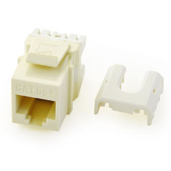 Legrand - On-Q RJ45 Cat5e Quick Connect Keystone Insert