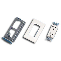 Panduit® PC Power Addition Kit with 20A Outlet