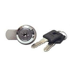 Channel Vision Replacement Lock and Key