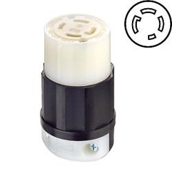 Leviton 30 AMP 480 Volt 3 Phase Locking Connector