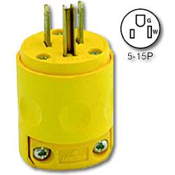 Leviton 15Amp 125V 2-Pole 3-Wire NEMA 5-15P