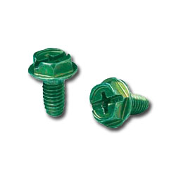 Ideal Thread-Forming Grounding Screw 50 Piece Clamshell