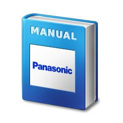 Panasonic VA-824 System Manual