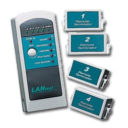 Hobbes USA LANTest Pro with 4 Remote Identifiers
