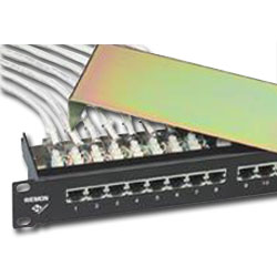 Siemon HD5 Screened Patch Panels