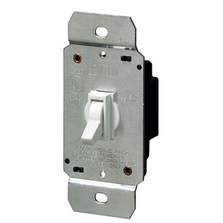Leviton 3 Way Toggle Dimmer