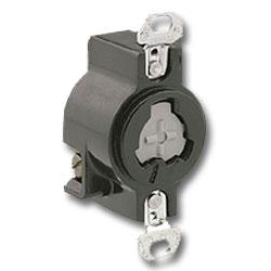 Leviton 20Amp 125V Single Flush Receptacle