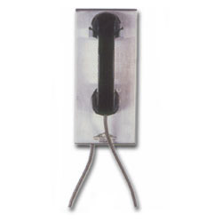 Allen Tel Vandal Resistant Phone with Single Number Dialer