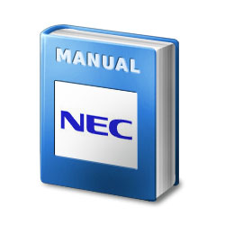 NEC Hardware Manual for DSX-80 and DSX-160