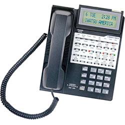 Iwatsu Adix IX-12KTD-2 - 12 Button Digital Display Key Phone